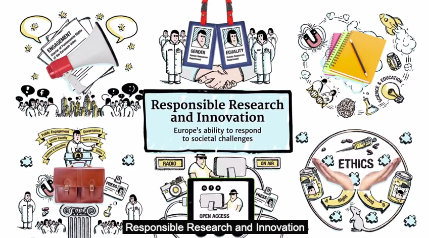 Responsible Research and Innovation: Europe's ability to respond to societal challenges
